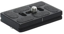 Tiltall QR-60 Schnellwechselplatte für Kugelkopf BH-30