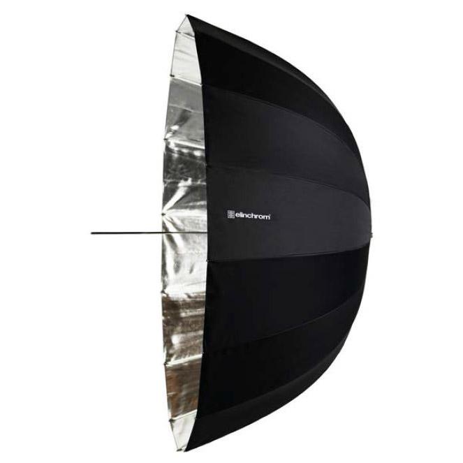 Elinchrom Studioschirm Deep silber ø 125cm