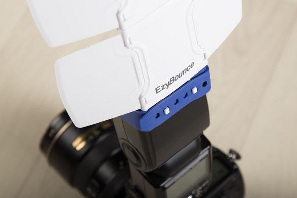 Lastolite EzyBounce LL LS2810, faltbarer Blitzaufsatz inkl. Transporttasche