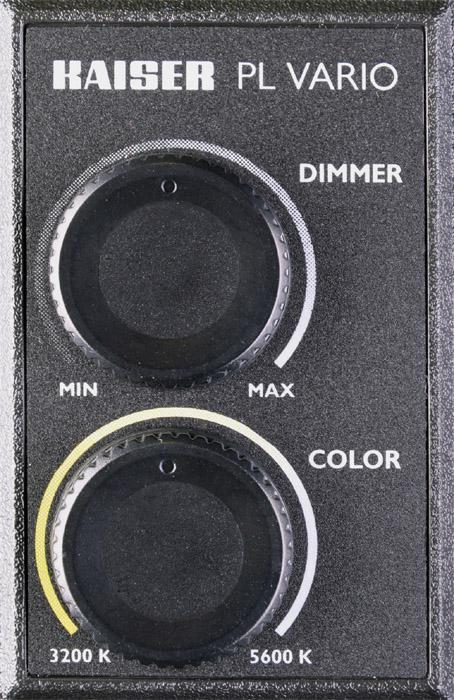 KAISER LED-Flächenleuchte PL 240 Vario, 27x12cm Leuchtfläche, 240 LEDs, dimmbar