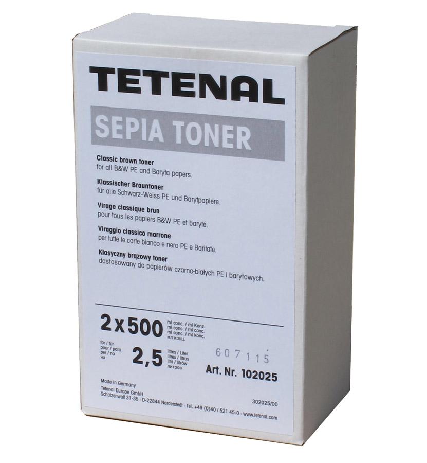 Tetenal Sepia Toner für 2,5 l