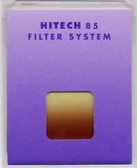 Hitech Farb-Verlauffilter 85x110mm - Stärke 3