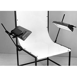 KAISER Auflicht-Beleuchtungseinrichtung 4 x 36W / 5400 K HF