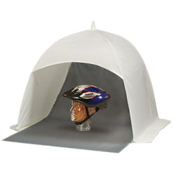 KAISER Outdoor/Indoor Dome-Studio Lichtzelt (B) 75 x (T) 75cm x (H) 65cm
