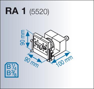 KAISER Kameraarm RA 1