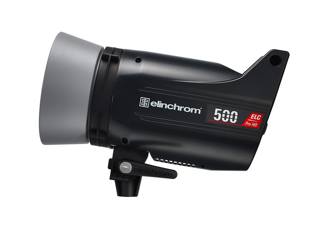Elinchrom ELC Pro HD 500/500 To Go Set (500/500 Ws) + Sekonic Litemaster L-478DR-EL
