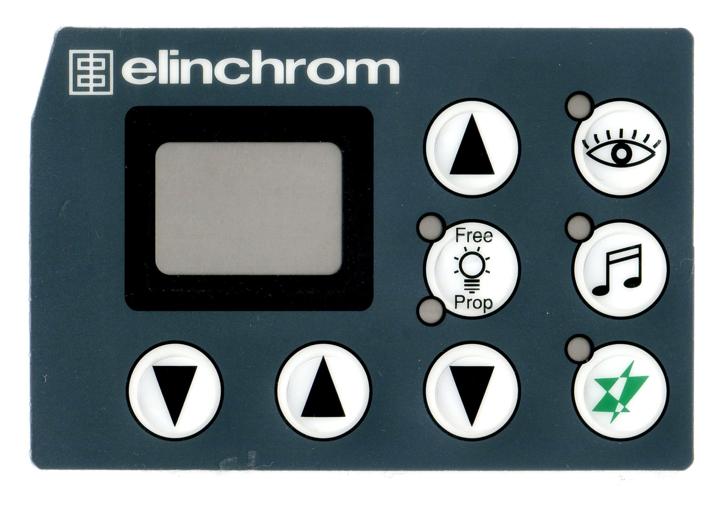 Elinchrom Keyboard-Folie für BXRi/BRX