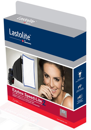 Lastolite Ezybox Speed-Lite 2 Softbox 22x22cm