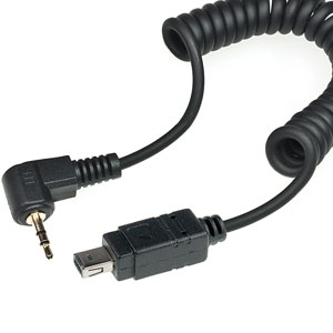 KAISER Kamera-Auslösekabel 3N, für MultiTrig AS 5.1