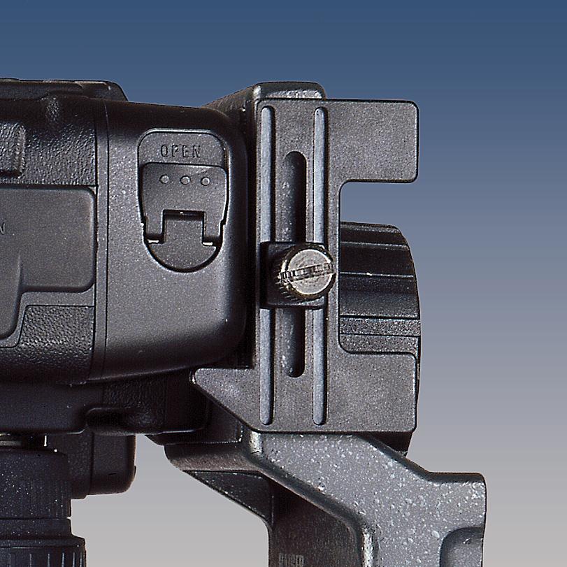 KAISER Kamerastativ RS 10 mit Reproarm RTP
