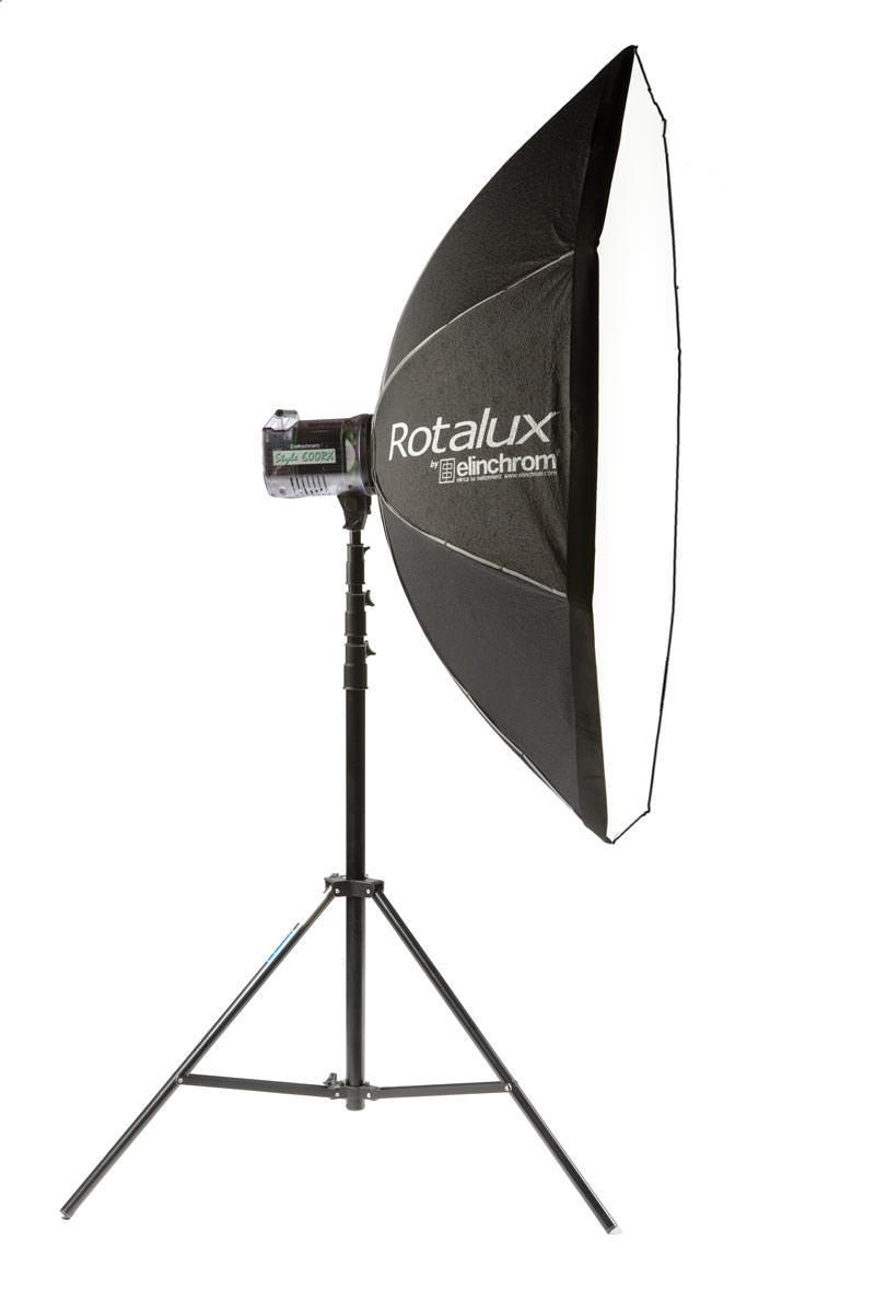 Elinchrom Rotalux Octa-Softbox (achteckig) Ø 135cm, drehbar, inkl. gratis Transporttasche
