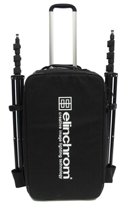 Elinchrom ProTec Trolley für 3 Studioblitzgeräte