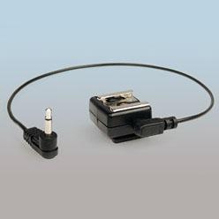 Elinchrom Blitzadapter mit 3,5mm Klinkenstecker & 1/4 Zoll Stativgewinde