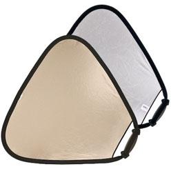Lastolite TriGrip Faltreflektor 75cm SUNLITE/SOFT SILBER
