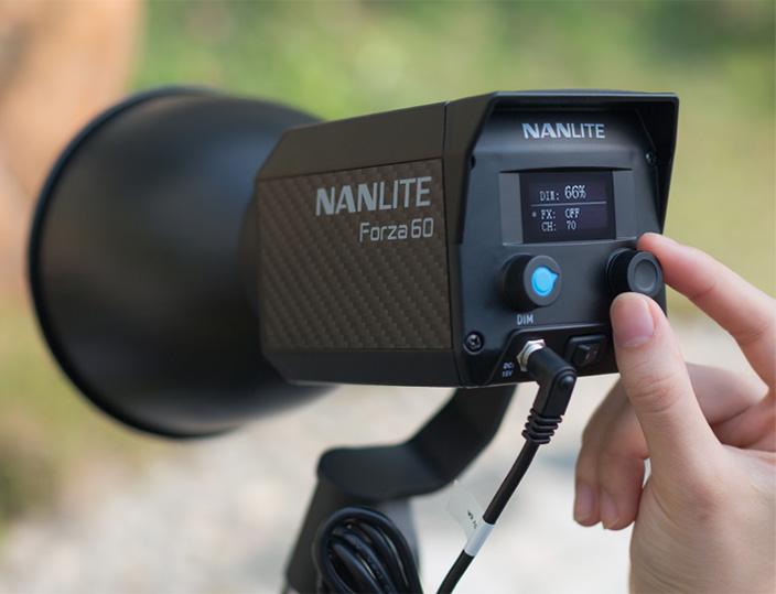 KAISER NANLITE Forza 60 LED-Leuchte