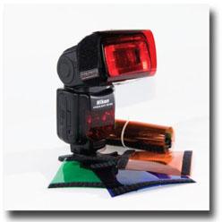 HONL Farbeffektfilter-Set 10 Stk. (Format ca. 64x102mm)