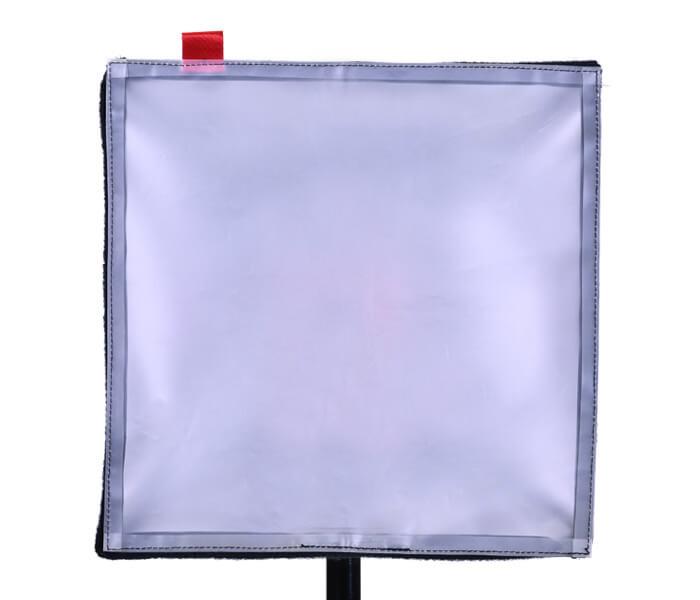 Rotolight Softbox 30x30cm für NEO und NEO 2, inkl. 2 Diffusortücher, Wabengitter und Tasche