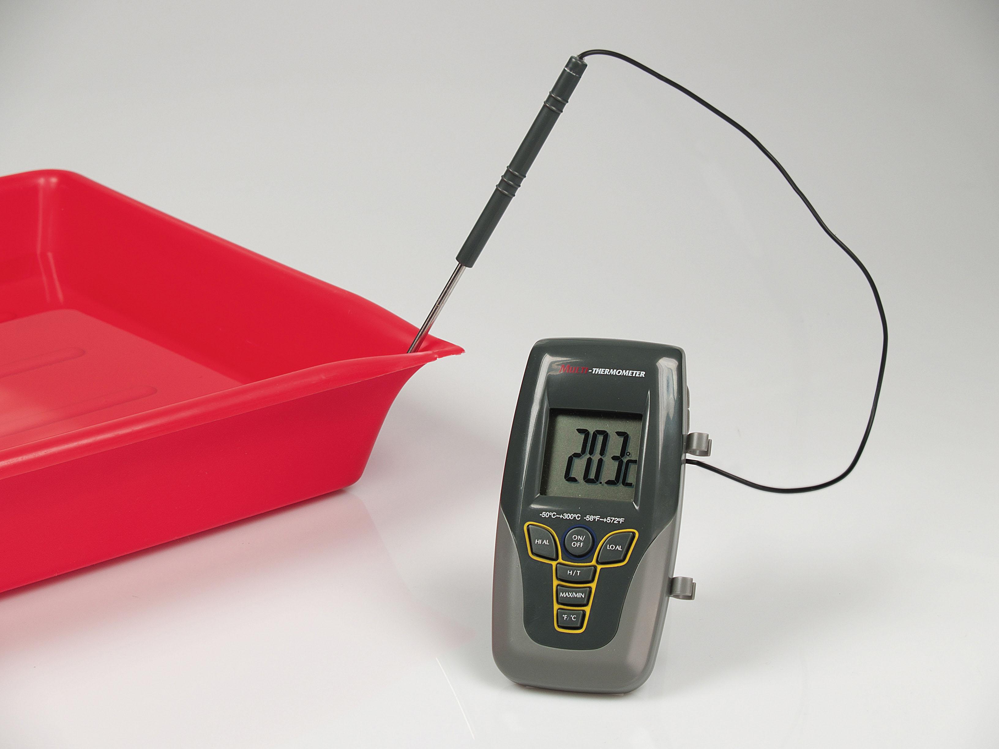 KAISER Digital-Thermometer