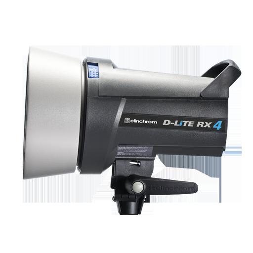 Elinchrom D-Lite RX 4 HI-SYNC Start-Set