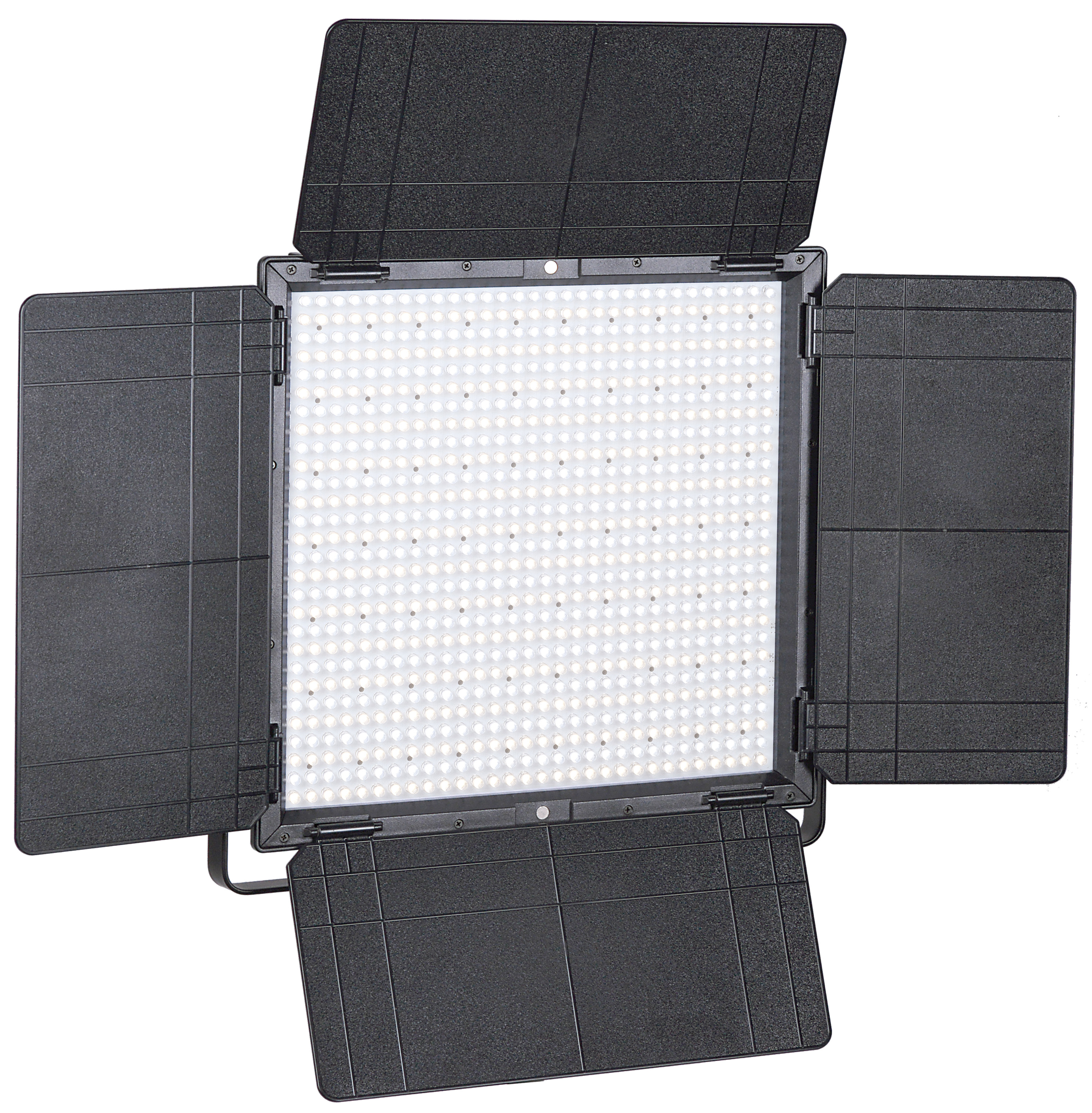 KAISER LED-Flächenleuchte PL 840 Vario, 26x26cm Leuchtfläche, 840 LEDs, dimmbar