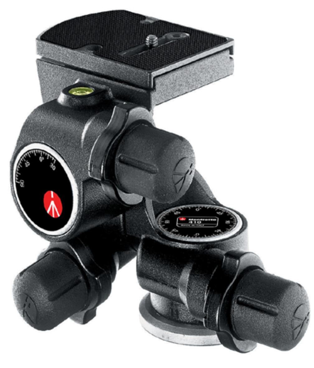 Manfrotto 410 Junior Getriebe-Neigekopf