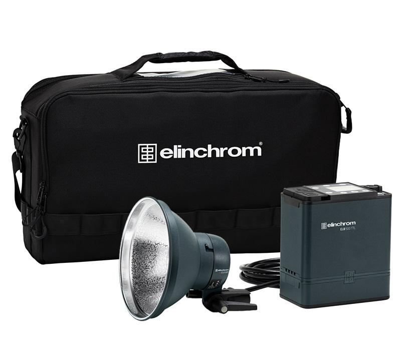 Elinchrom ELB 500 TTL - To Go Set, 500 Ws