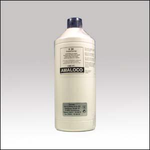 Amaloco X30 Fixierhärter für SW-Filme (für 50 Liter Fixierbad X55)  1 l  Konzentrat ( A )