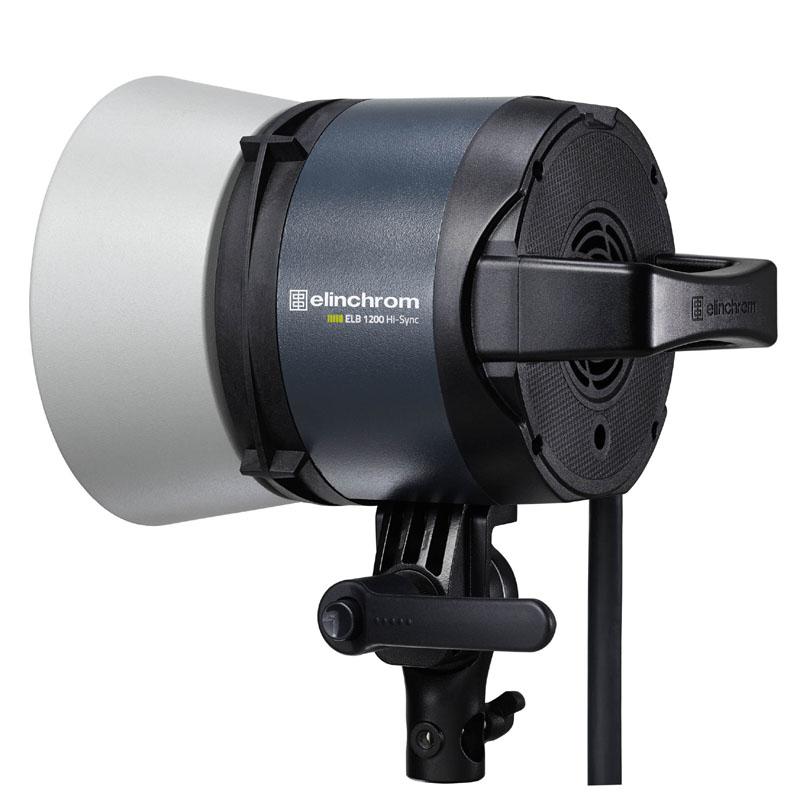 Elinchrom ELB 1200 HI-SYNC Lampenkopf