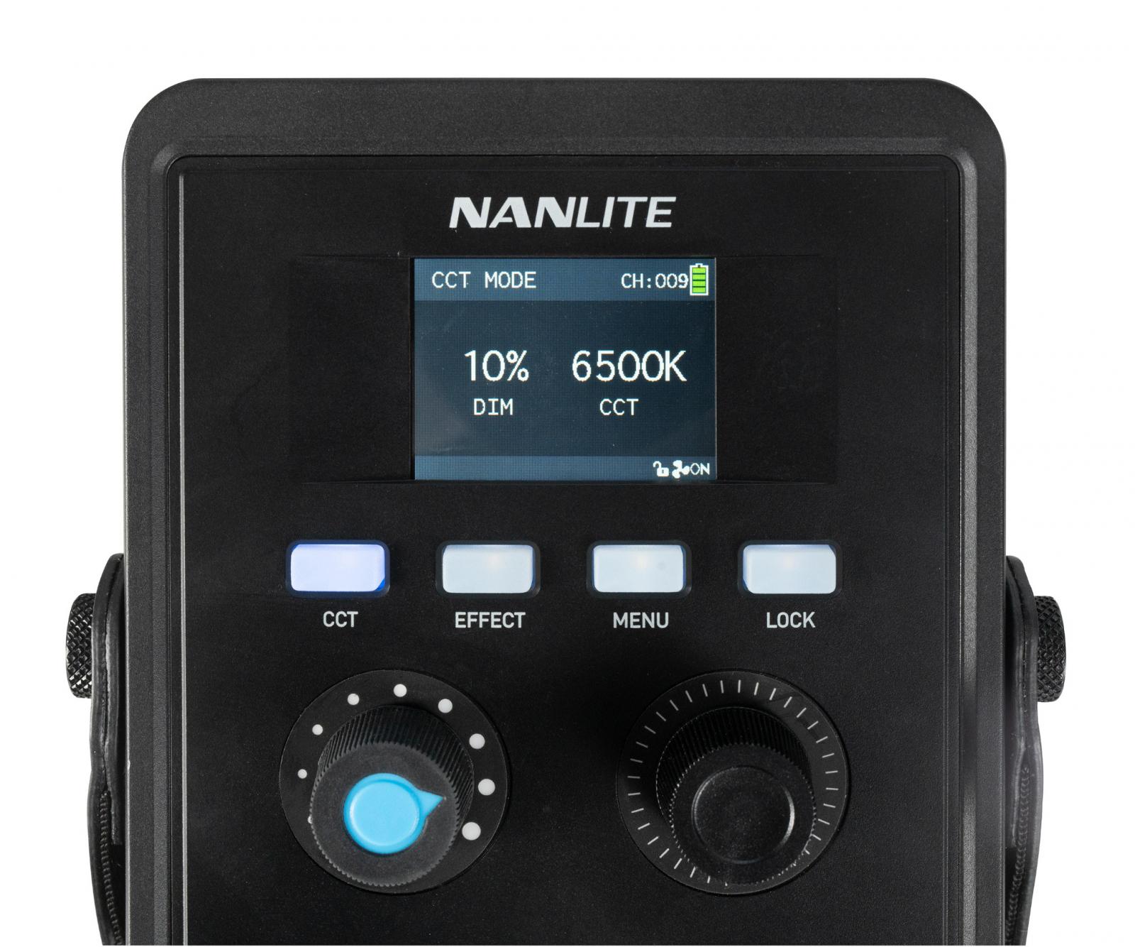 KAISER NANLITE Forza 300B Bi-Color LED-Leuchte