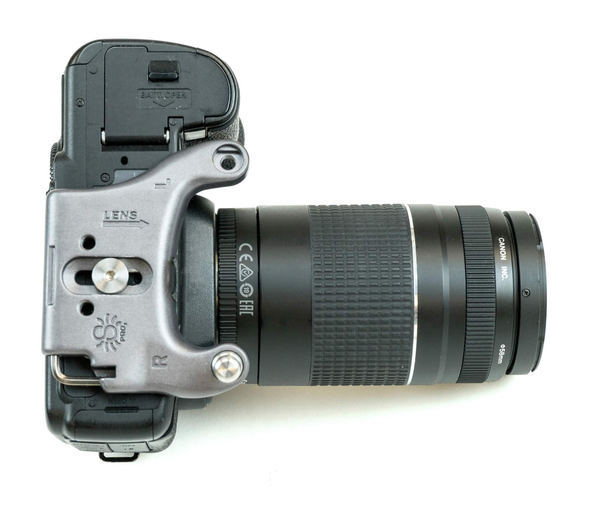 SPIDER PRO Kameraplatte v2 inkl. Pin