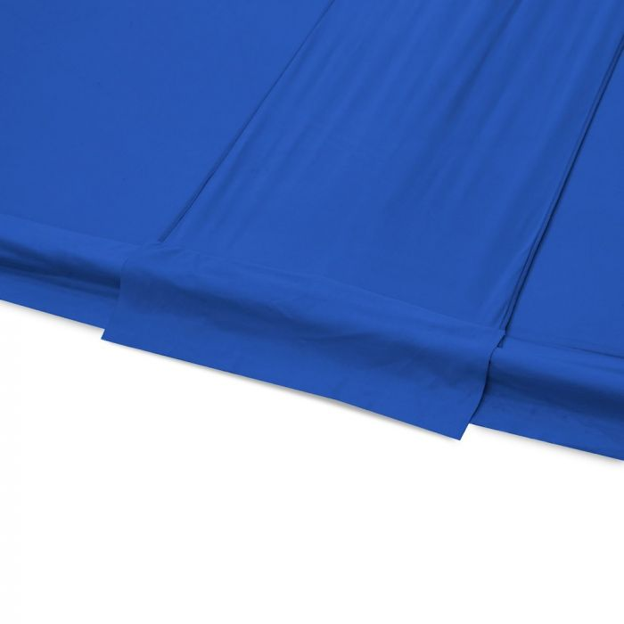 Lastolite Verbindungskit für 2 Panorama Hintergrundsysteme, Bluebox blau