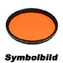 Heliopan Filter - Orange (22) SH-PMC