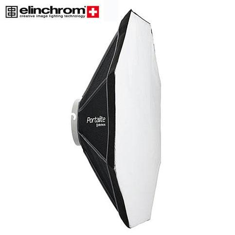 Elinchrom D-LITE RX 4/4 TO GO SET (400/400Ws) + ø 44cm Softlite Beauty Dish weiß 80°