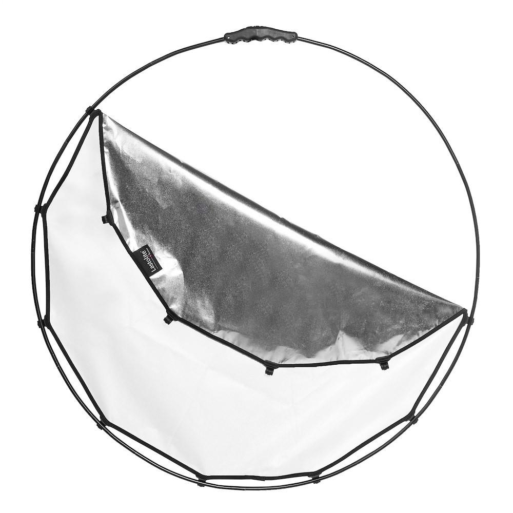 Lastolite HaloCompact Reflektor silber/weiß Ø 82cm