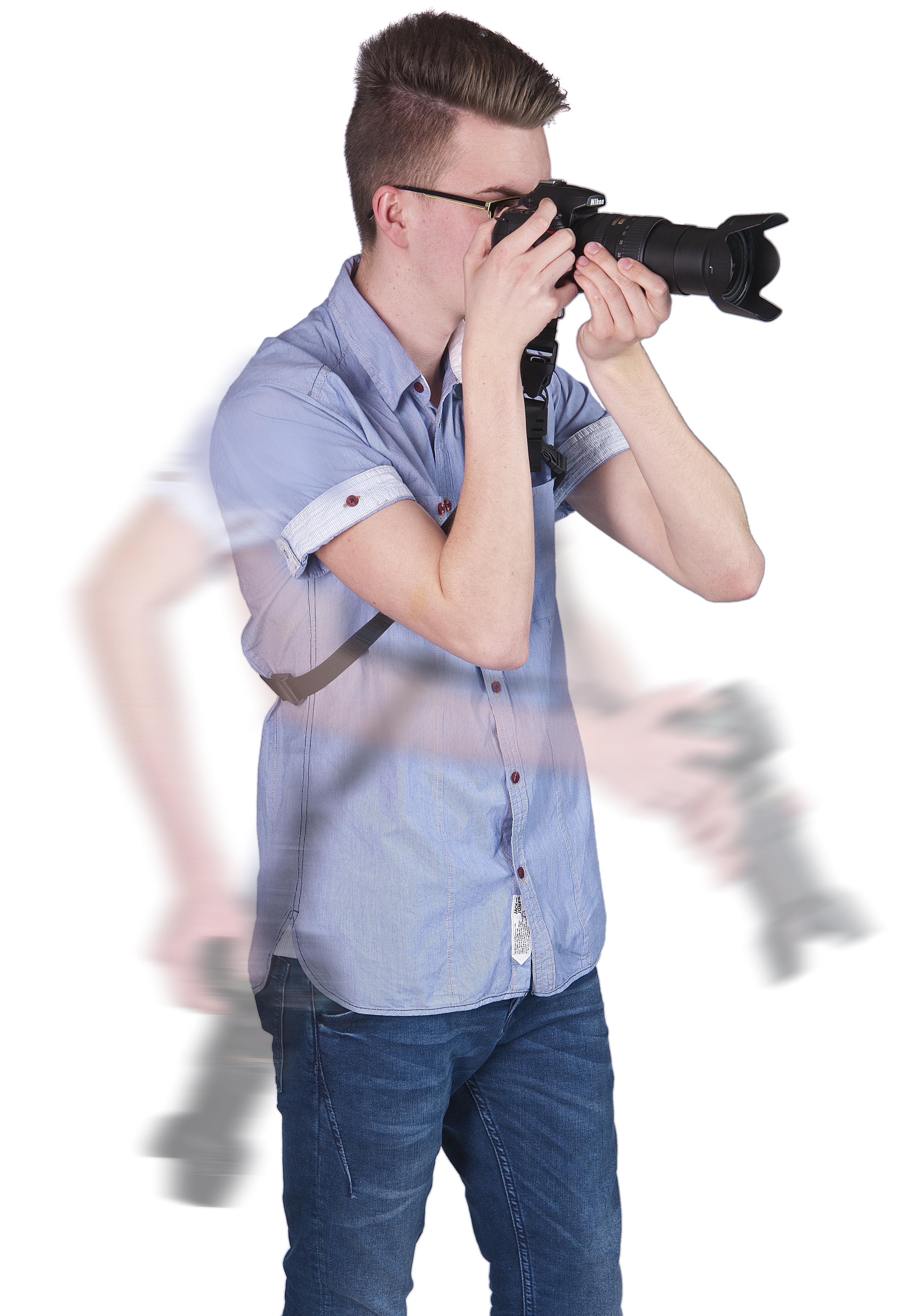 KAISER Sling-Kameragurt ACTION STRAP