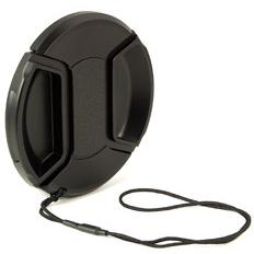 KAISER Objektiv-Schutzdeckel Snap-On, 58mm