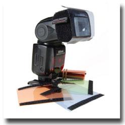 HONL Farbkorrekturfilter-Set 10 Stk. (Format ca. 64x102mm)