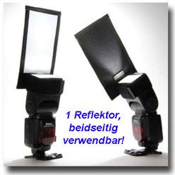 HONL Reflektor / Abschatter 102x191mm