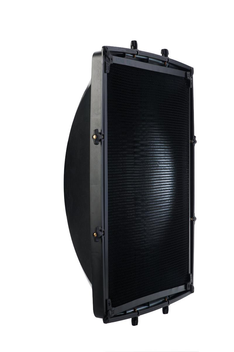 Elinchrom Quadratreflektor 44x44cm Set