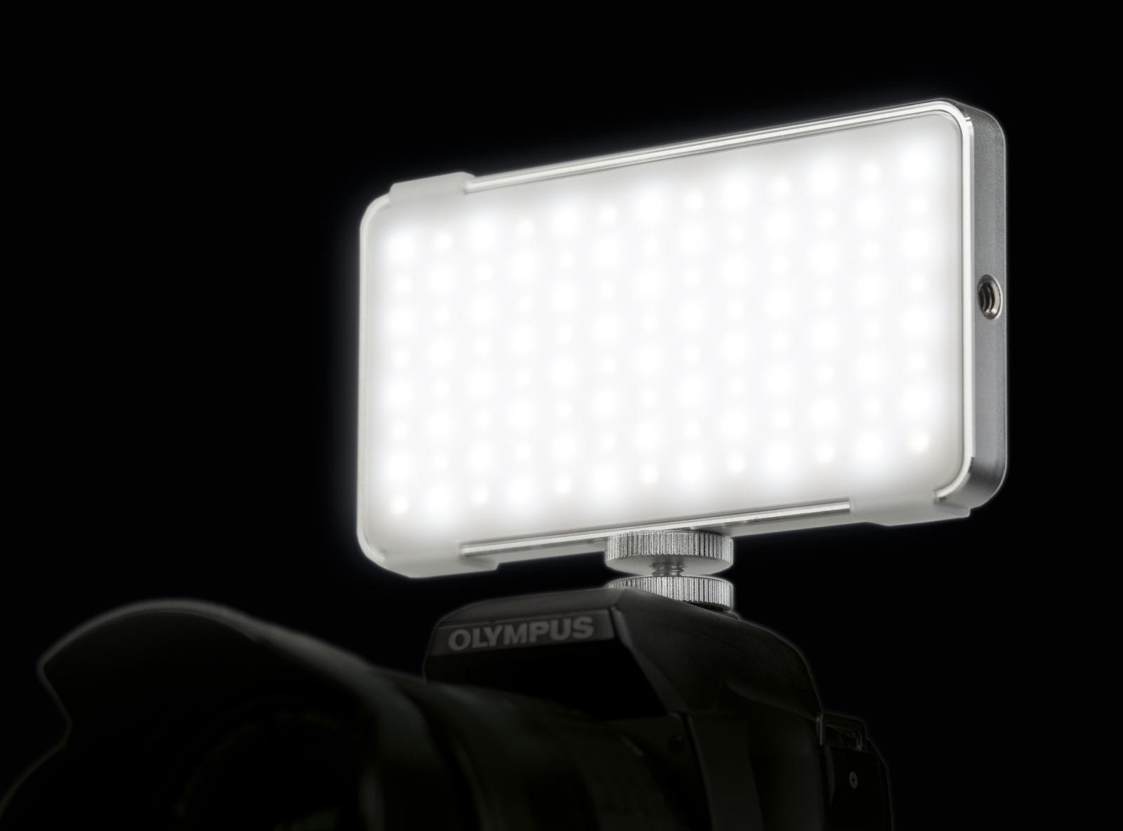 KAISER LED-Kameraleuchte SmartCluster Vario 8