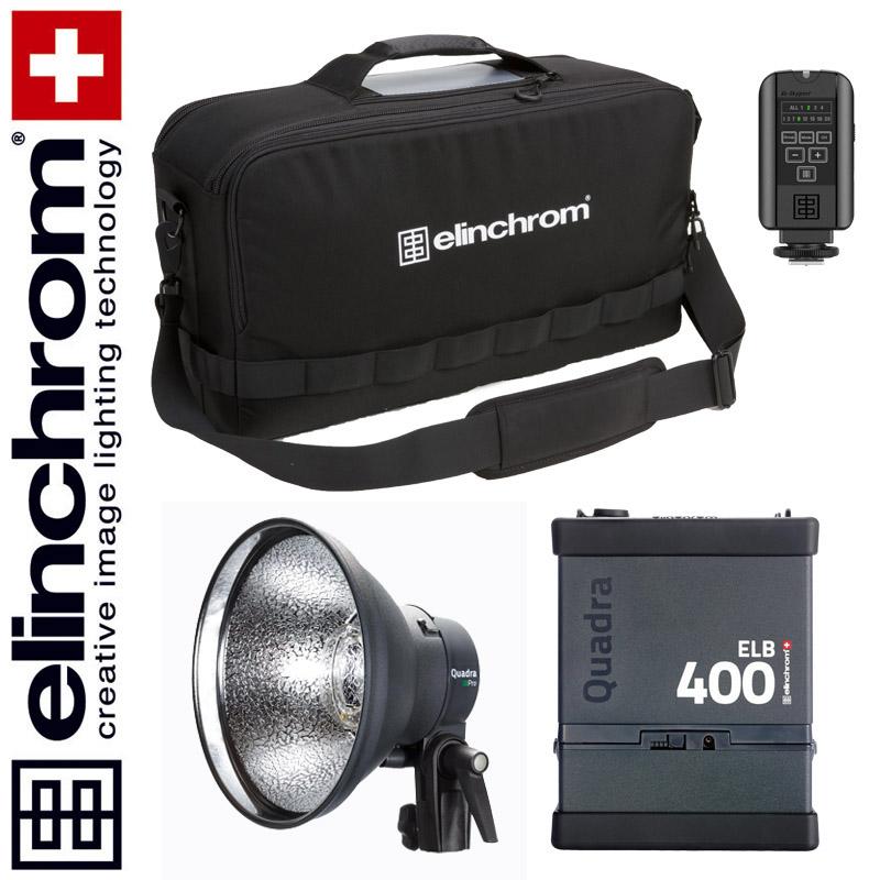 Elinchrom ELB 400 - PRO To Go Set (LI-ION)