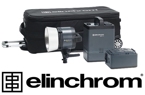 Elinchrom ELB 1200 - HI-SYNC To Roll Set
