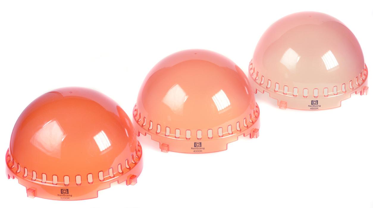 NanGuang Kunstlichtfilter-Set 3200 K, 4000 K, 4800 K, für LED-Studioleuchte P100WII (3670)