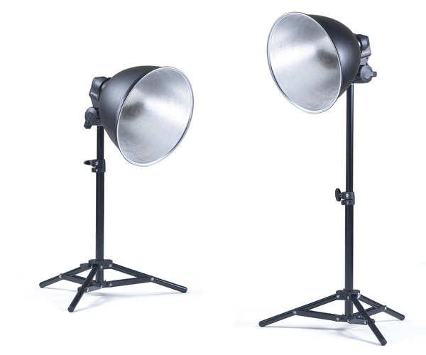 KAISER Desktop-Beleuchtungs-Set 2