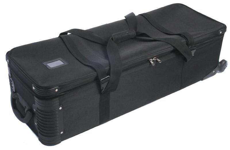 Studio-Trolley XL für 3 Blitzgeräte und Stative