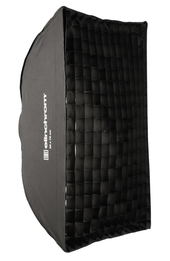 Elinchrom Rectabox 55x75cm, inkl. 30° Wabe