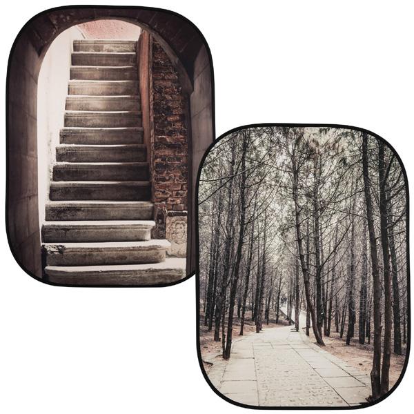 Lastolite Perspective - doppelseitiger, faltbarer Hintergrund 1,5x2,1m