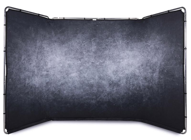 Lastolite Panorama Hintergrundsystem 4 x 2,3m, Granite