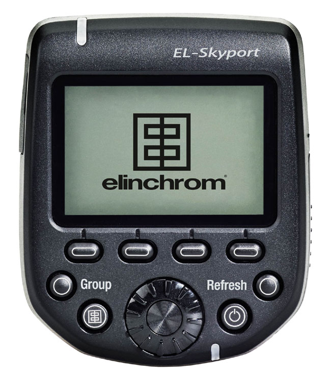 Elinchrom ELB 400 - DUAL HI-SYNC To Go Set für OLYMPUS & PANASONIC  (LI-ION)
