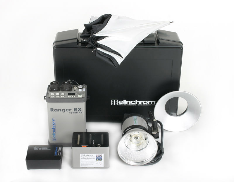 Elinchrom Ranger RX Speed AS Outdoor-Set